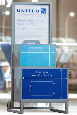 Baggage Information – Hays Regional Airport